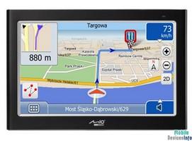 GPS navigator Mio C725