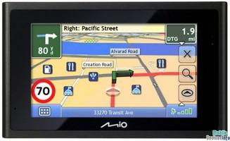 GPS navigator Mio Moov 380