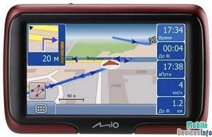 GPS navigator Mio Moov M400