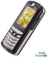 Mobile phone Motorola E398