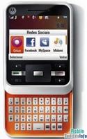 Mobile phone Motorola MOTOCUBO A45