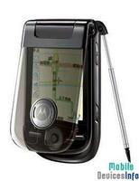 Mobile phone Motorola MOTOMING A1600