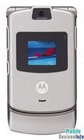 Mobile phone Motorola RAZR V3