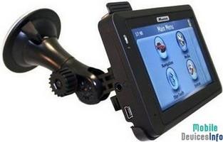 GPS navigator Mustek GP-440