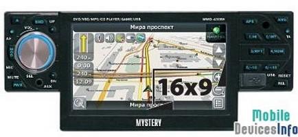 GPS navigator Mystery MMD-4308N
