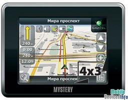 GPS navigator Mystery MNS-380MP