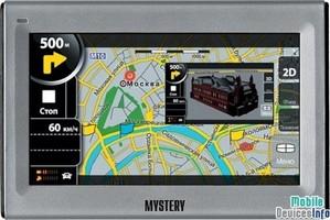 GPS navigator Mystery MNS-435MP