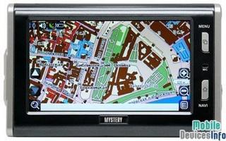 GPS navigator Mystery MNS-455BT