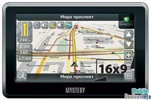 GPS navigator Mystery MNS-480MP