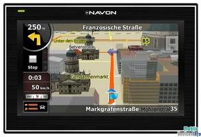 GPS navigator NavOn N550