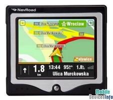 GPS navigator NavRoad NR350
