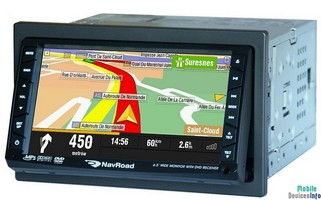 GPS navigator NavRoad NR650BTV