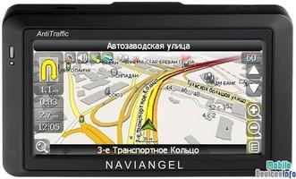GPS navigator Naviangel V6 Antitraffic