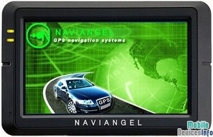 GPS navigator Naviangel V70
