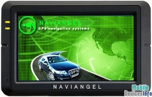 GPS navigator Naviangel W16