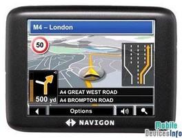 GPS navigator Navigon 1300