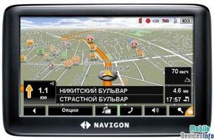GPS navigator Navigon 3300 max