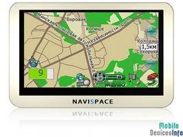 GPS navigator Navispace NS-2200 Pulsar