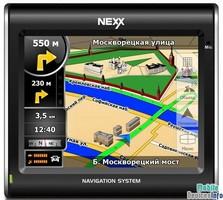 GPS navigator Nexx NNS-3510