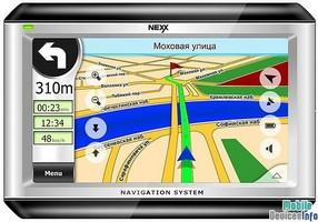 GPS navigator Nexx NNS-4300