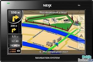 GPS navigator Nexx NNS-5010