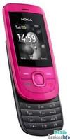 Mobile phone Nokia 2220 slide