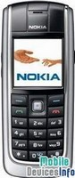 Mobile phone Nokia 6021