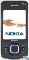 Mobile phone Nokia 6210 Navigator
