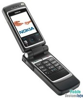 Mobile phone Nokia 6260