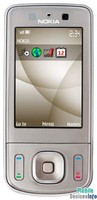 Mobile phone Nokia 6260 slide