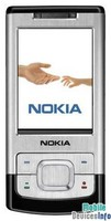Mobile phone Nokia 6500 slide