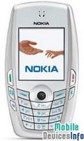 Mobile phone Nokia 6620