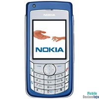 Mobile phone Nokia 6681