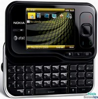Mobile phone Nokia 6790 Surge
