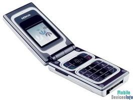 Mobile phone Nokia 7200