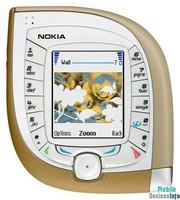 Mobile phone Nokia 7600