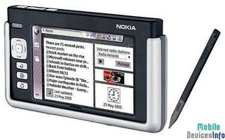 Communicator Nokia 770 Internet Tablet