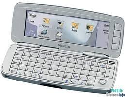 Mobile phone Nokia 9300 Communicator