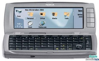 Mobile phone Nokia 9500 Communicator