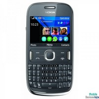 Mobile phone Nokia Asha 302