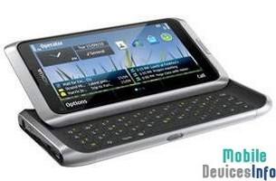 Mobile phone Nokia E7-00