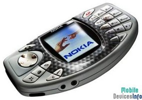 Mobile phone Nokia N-Gage