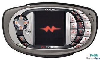 Mobile phone Nokia N-Gage QD
