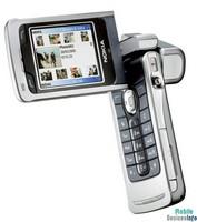 Mobile phone Nokia N90