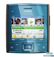 Mobile phone Nokia X5-01