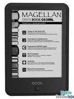 Ebook ONYX C63ML MAGELLAN