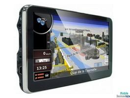 GPS navigator OODO M601