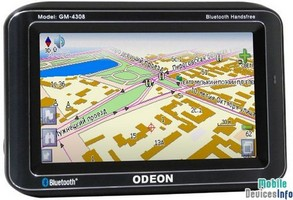GPS navigator Odeon GM-4308