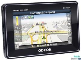 GPS navigator Odeon GM-4309