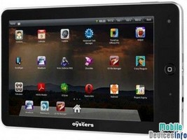 Tablet Oysters T7 A2
